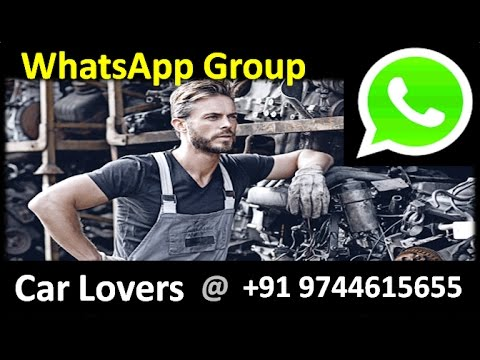 WhatsApp group for mechanical engineers and automotive engineers.