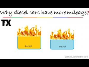 Diesel cars vs Petrol cars