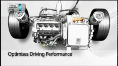 How does a hybrid engine work